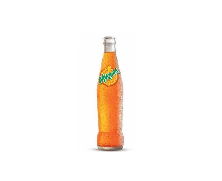 Mirinda 0,2 l (w szklanej butelce)
